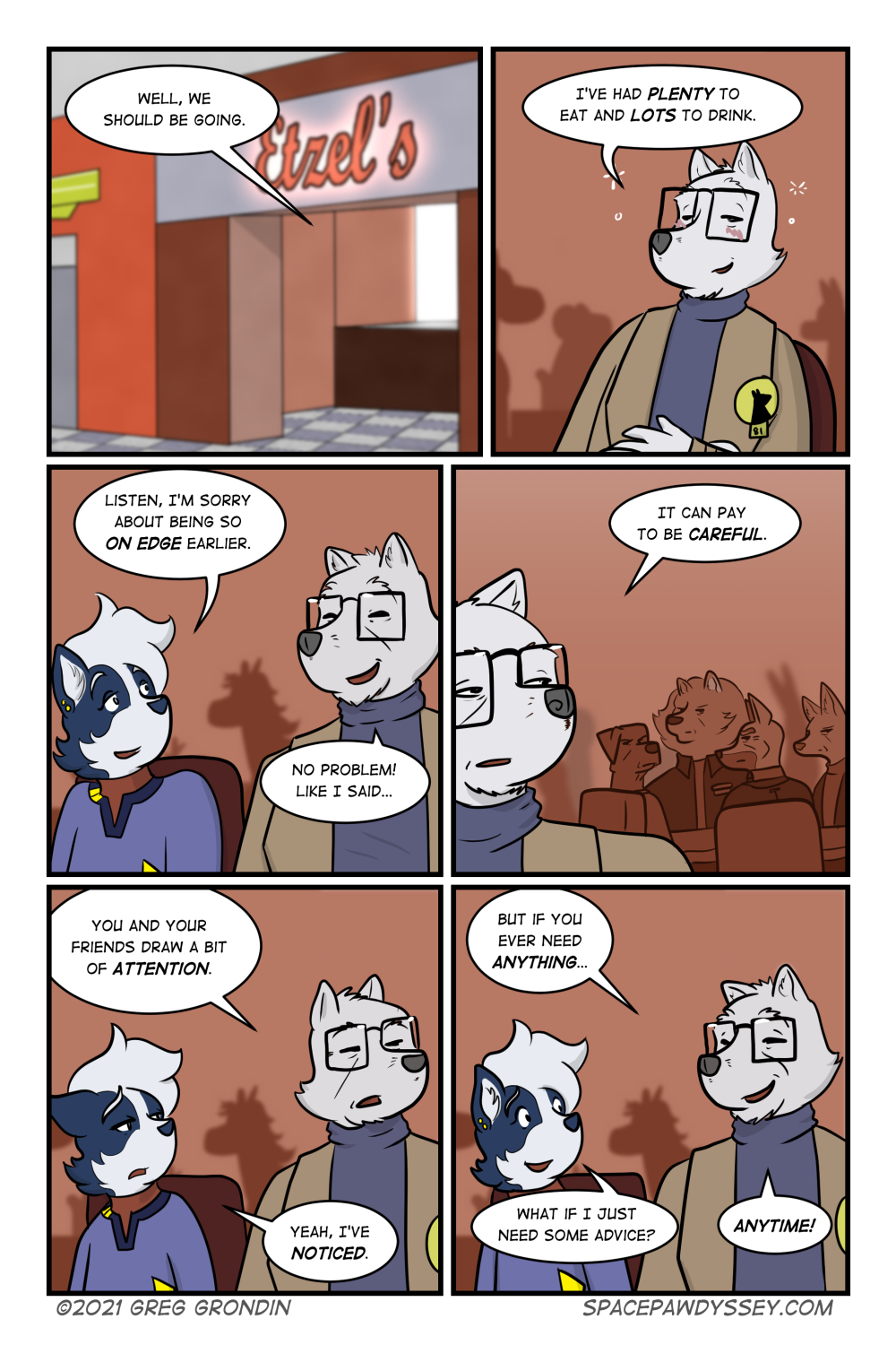 Space Pawdyssey #461