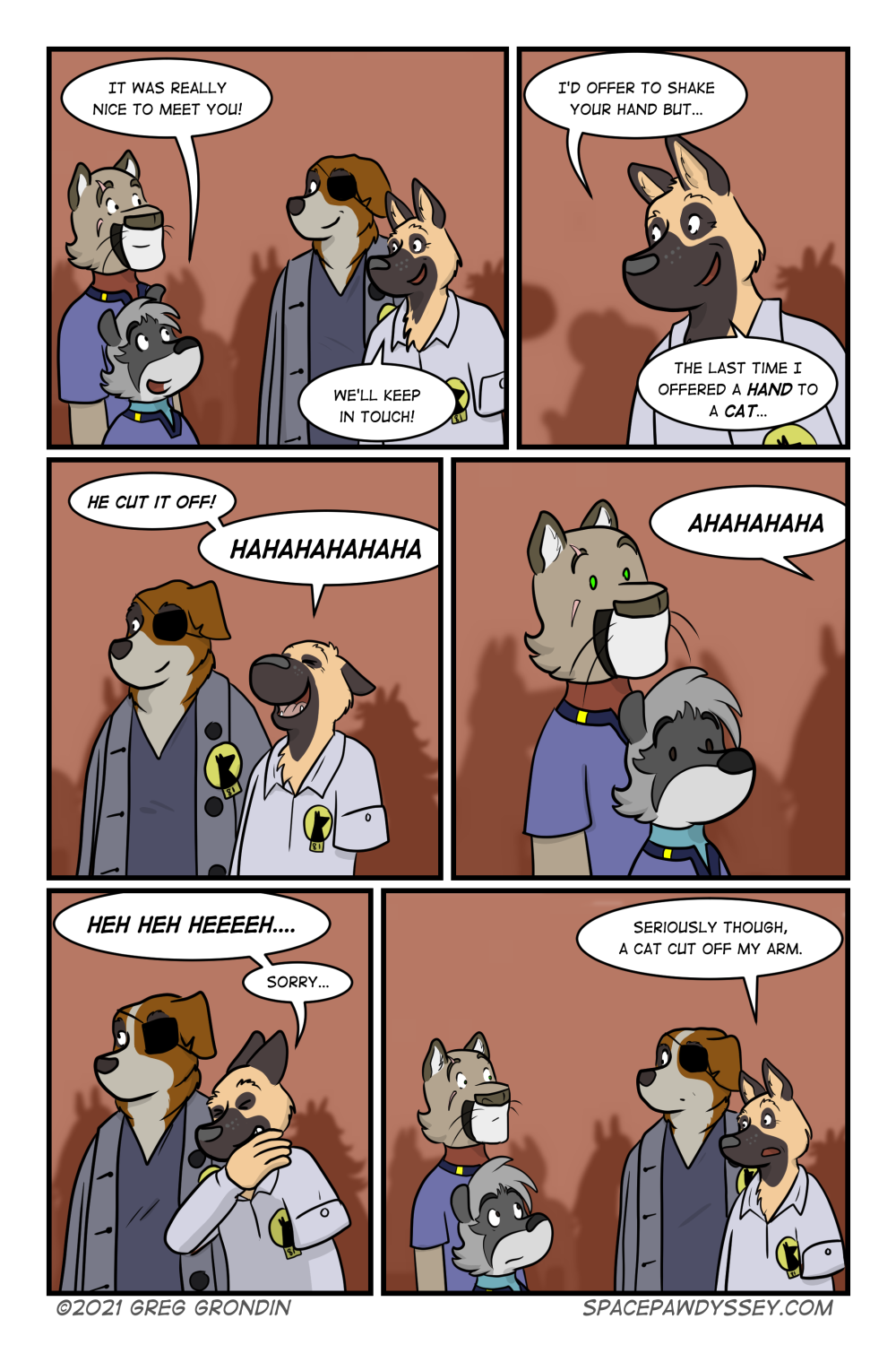 Space Pawdyssey #462