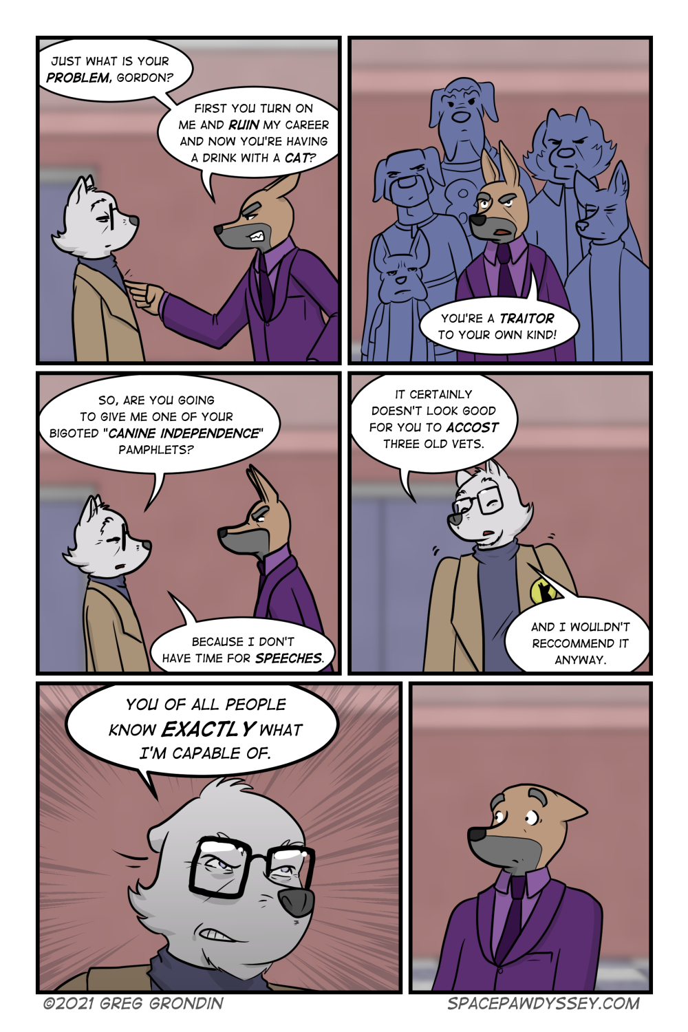 Space Pawdyssey #465