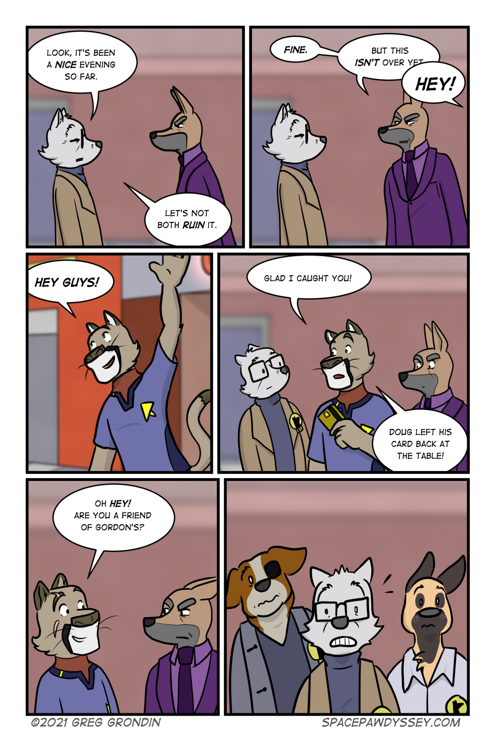 Space Pawdyssey #466