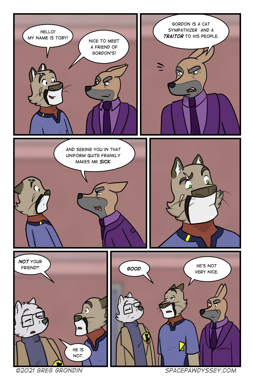 Space Pawdyssey #467
