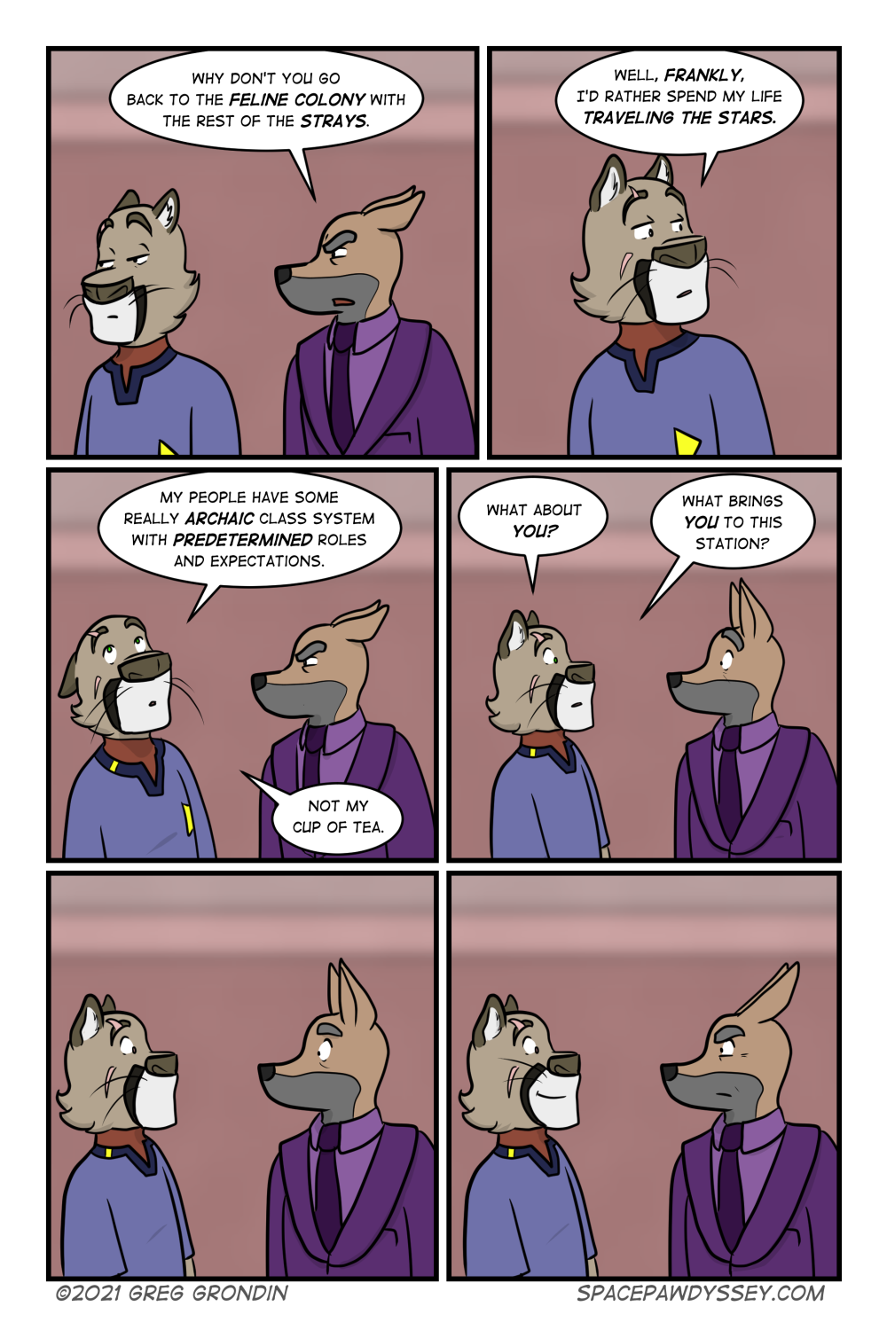 Space Pawdyssey #468