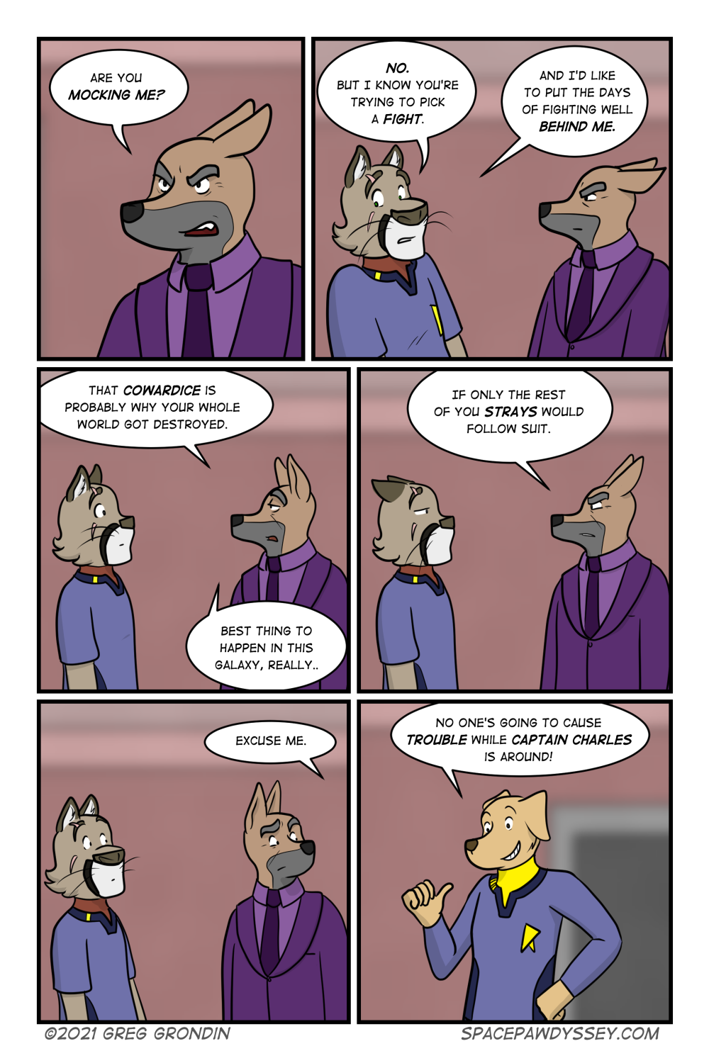 Space Pawdyssey #469