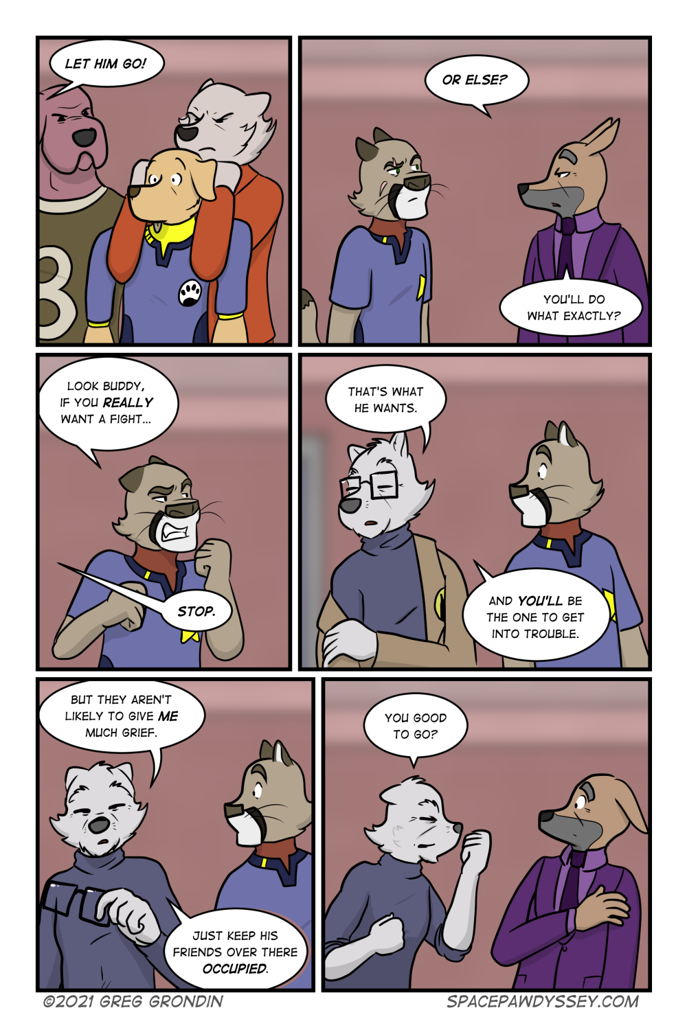 Space Pawdyssey #472