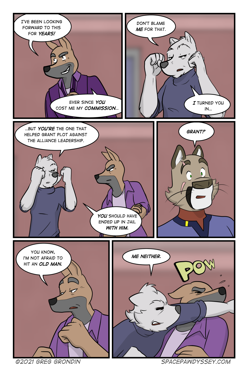 Space Pawdyssey #473