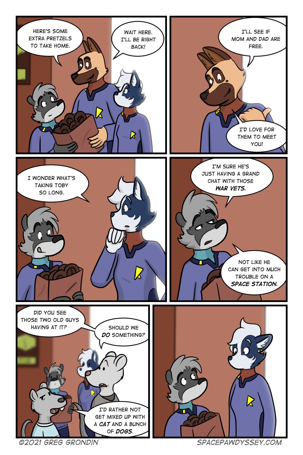 Space Pawdyssey #476