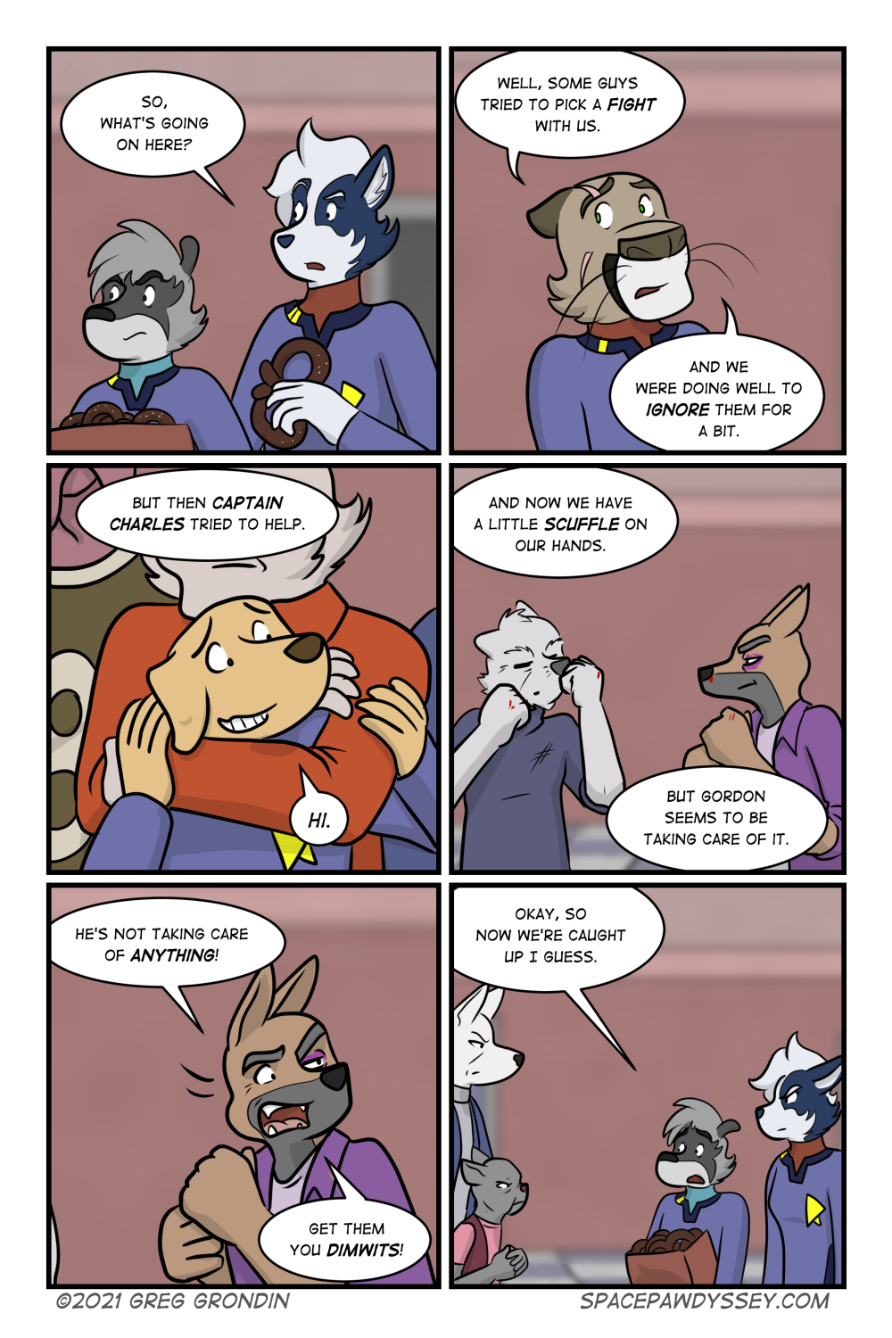 Space Pawdyssey #478