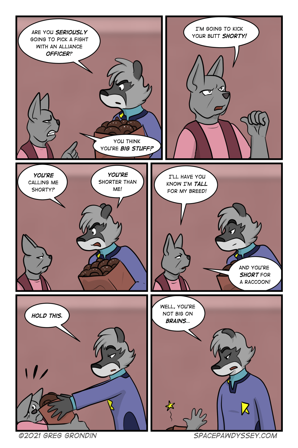 Space Pawdyssey #479