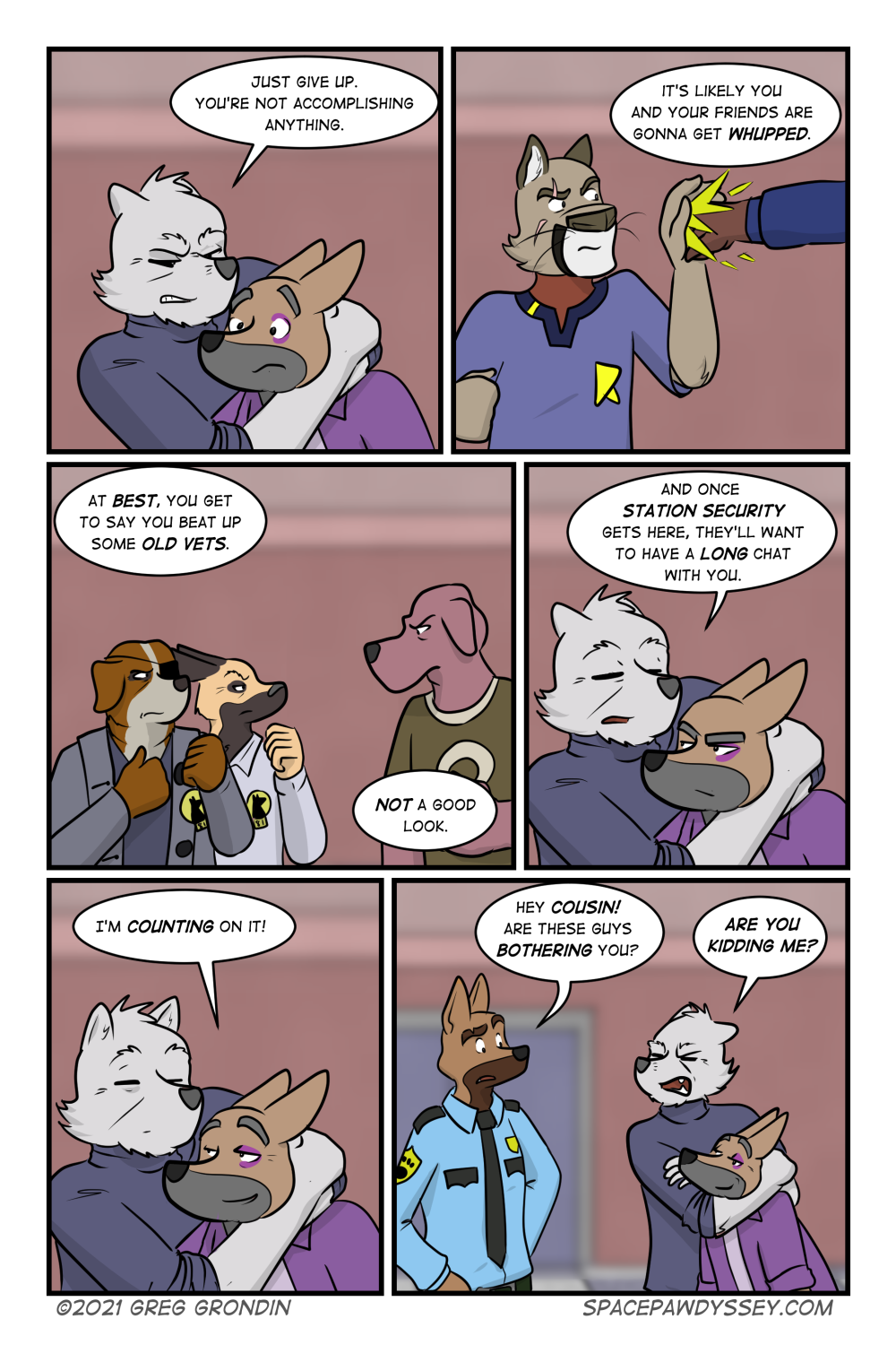 Space Pawdyssey #480
