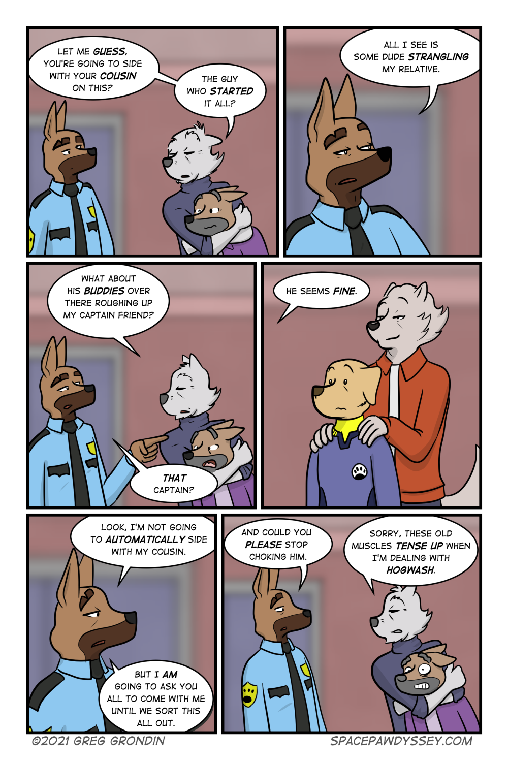 Space Pawdyssey #481
