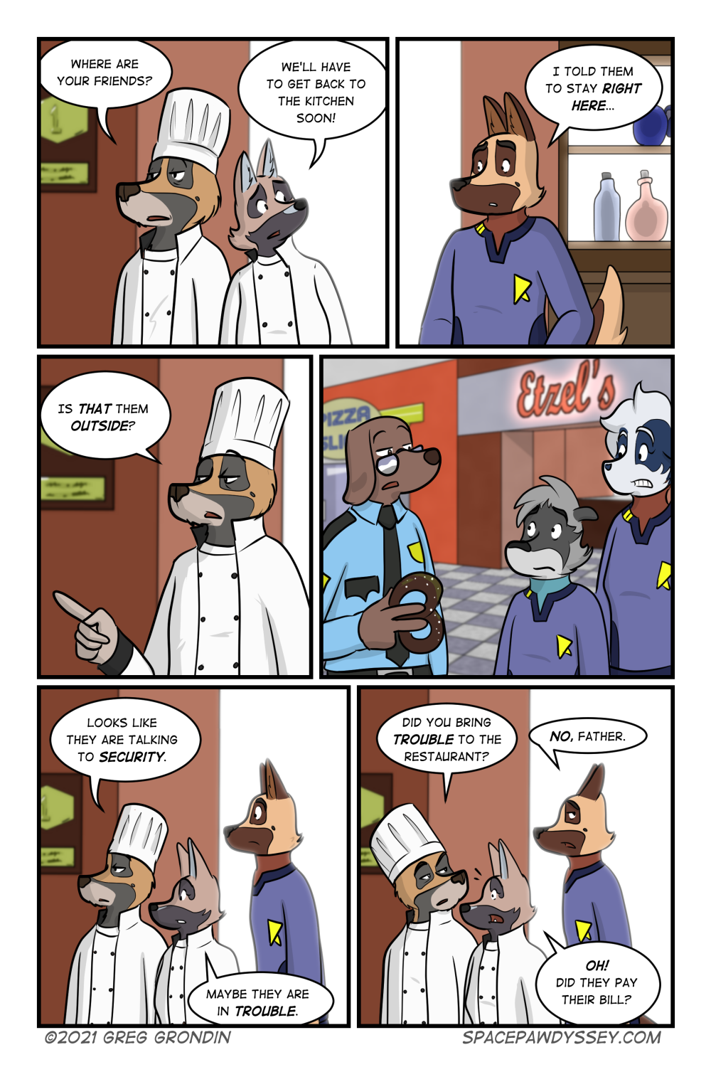Space Pawdyssey #482
