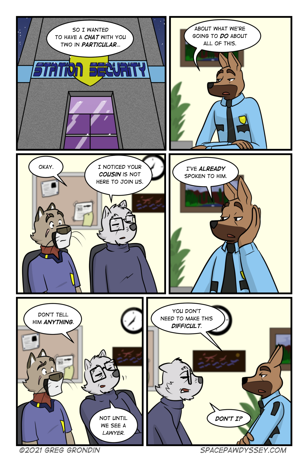 Space Pawdyssey #487