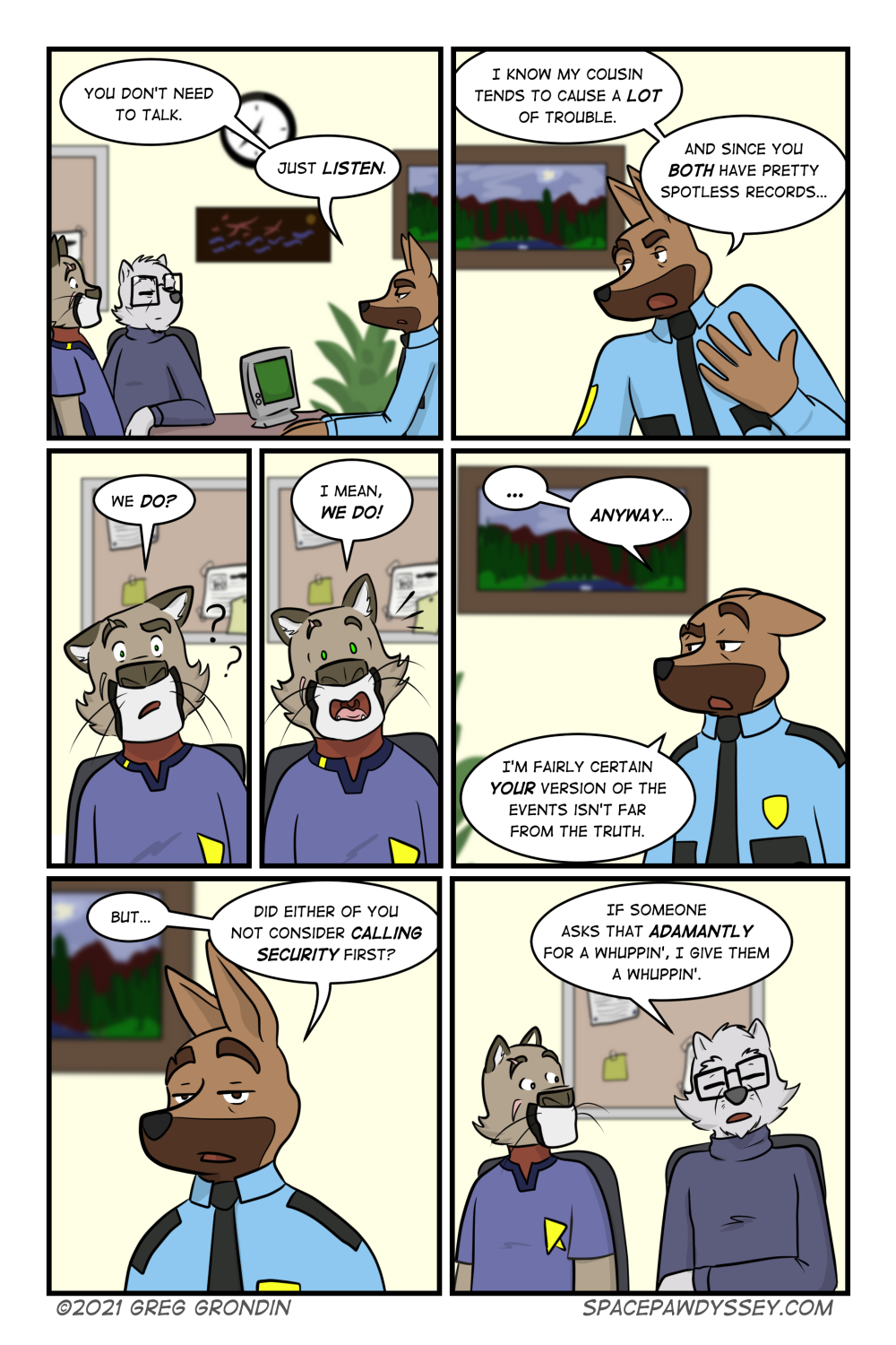 Space Pawdyssey #488