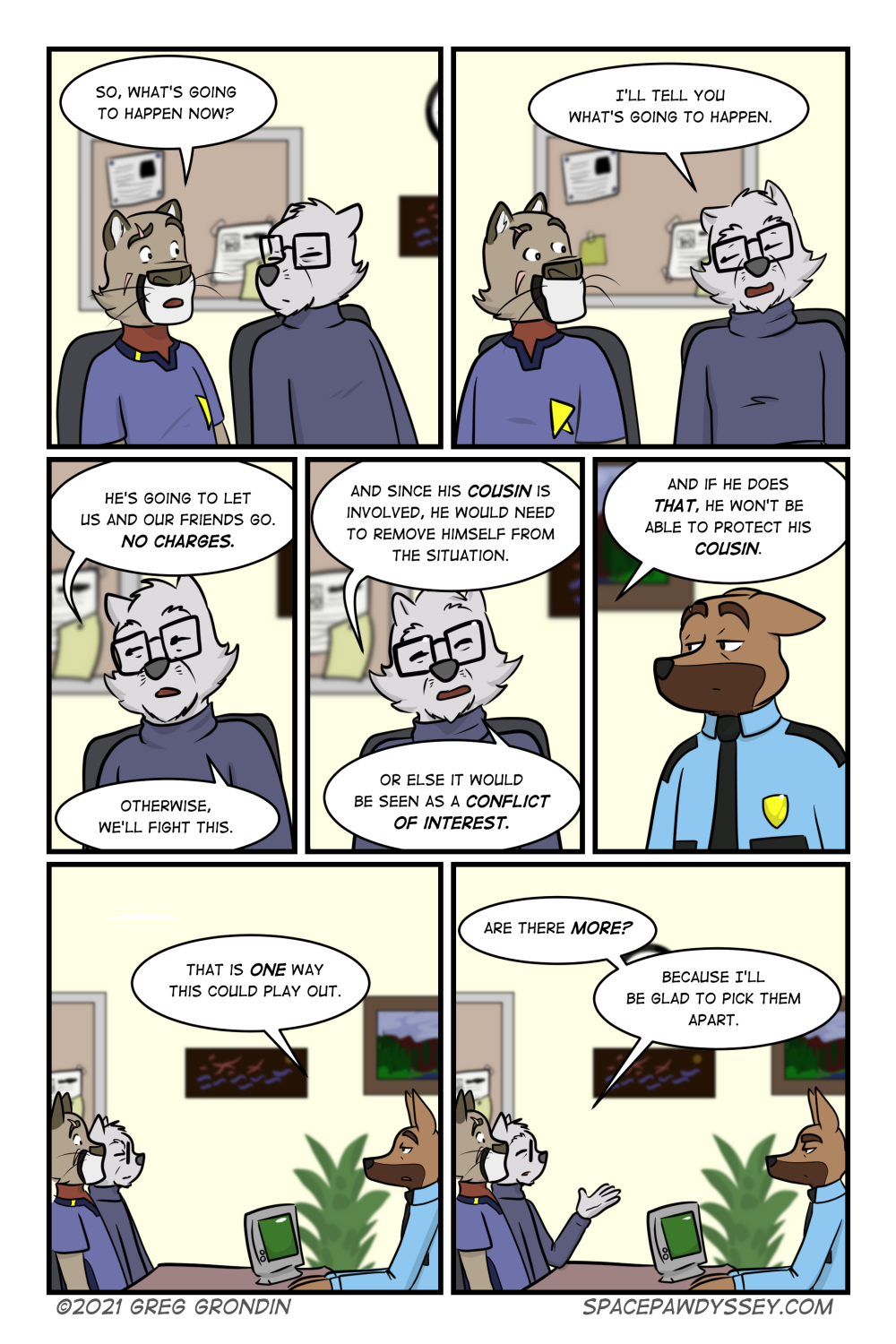 Space Pawdyssey #489