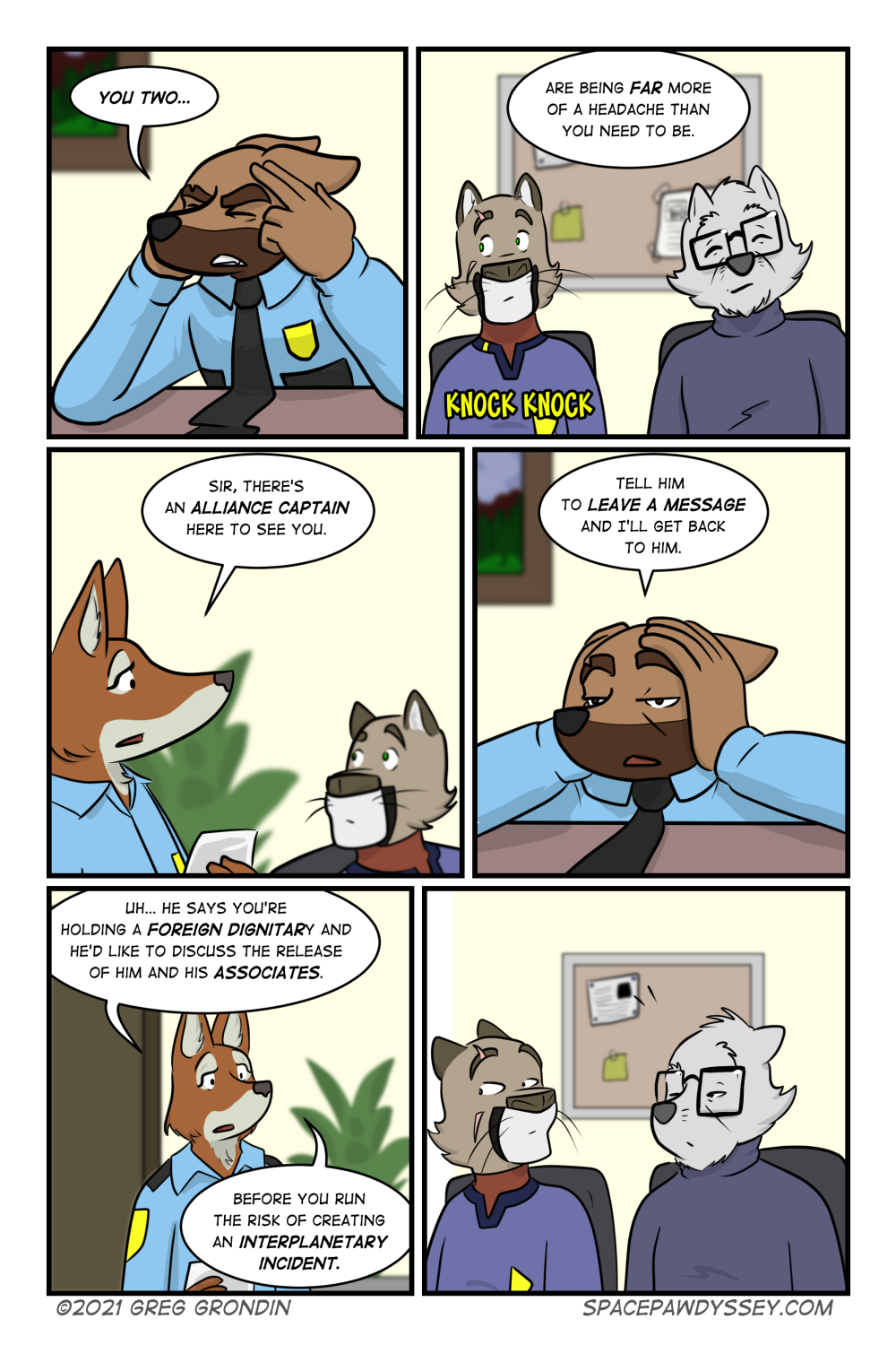 Space Pawdyssey #490