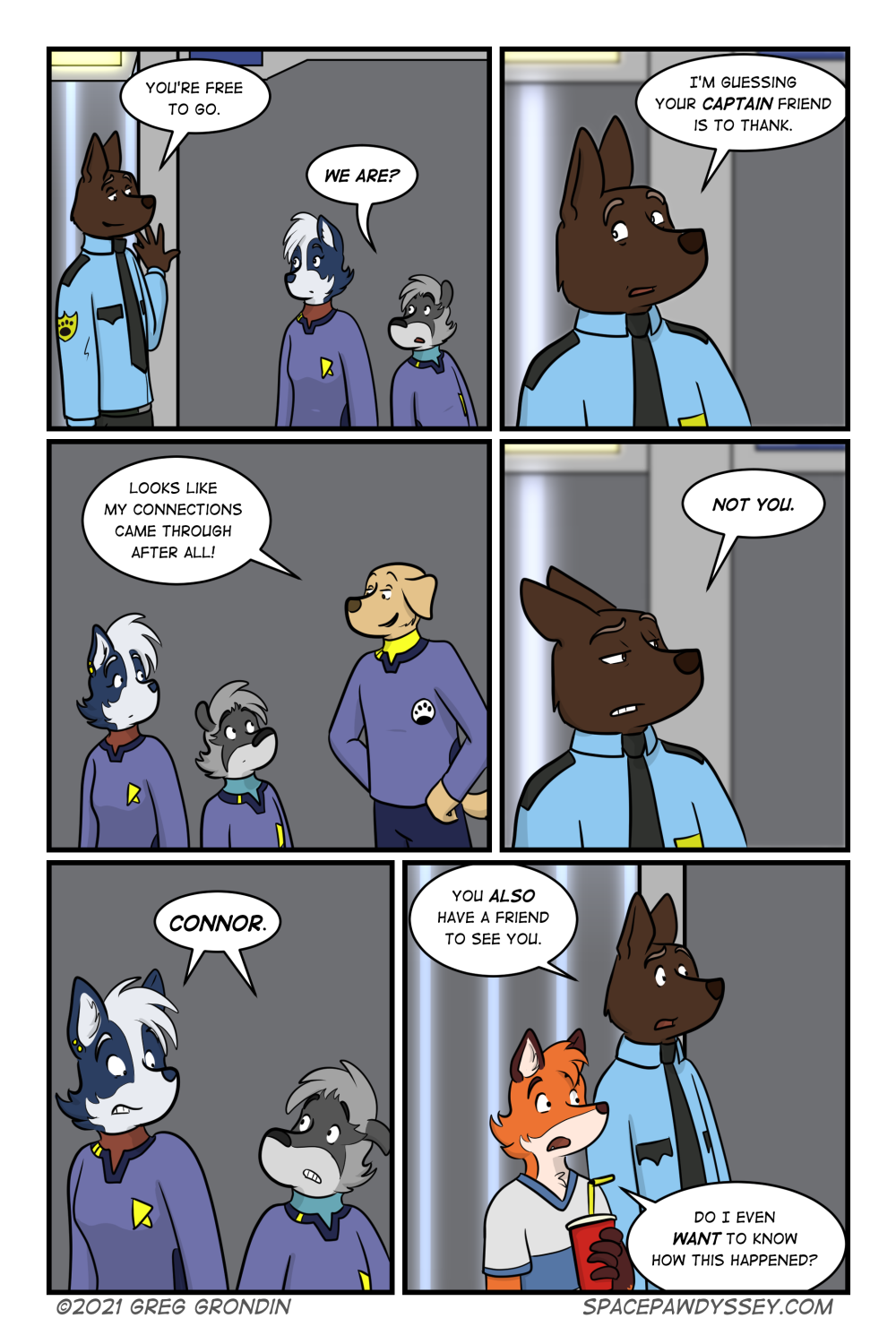 Space Pawdyssey #493