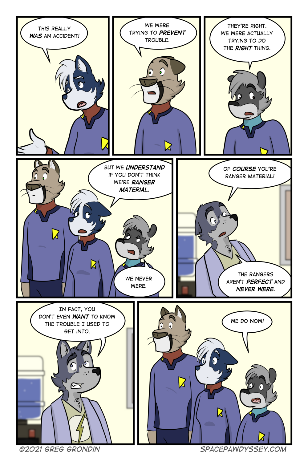 Space Pawdyssey #498