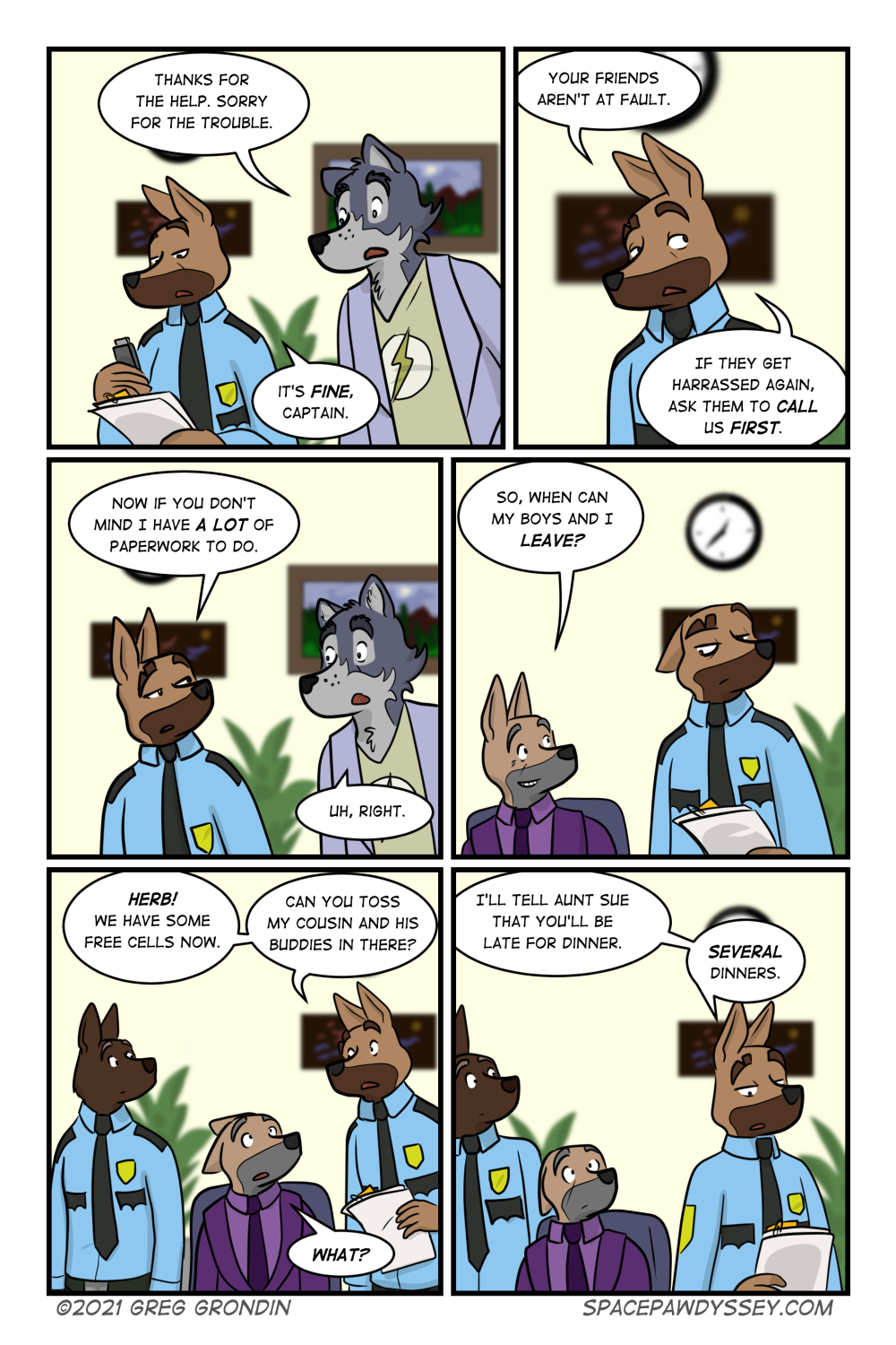 Space Pawdyssey #502